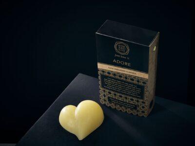 Luxury Soap Adore Love Heart