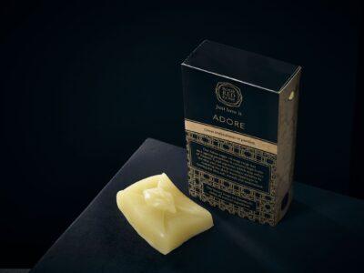 Luxury Soap Adore Kiss Letter