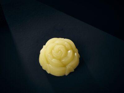 Luxury Soap Adore English Rose Closeup