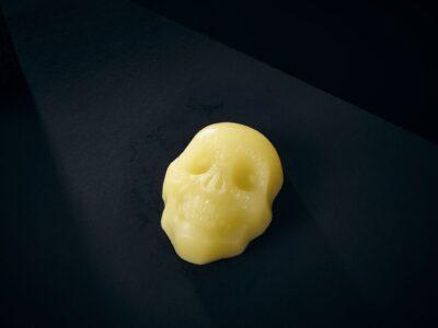Luxury Soap Adore Sugar Skull Closeup