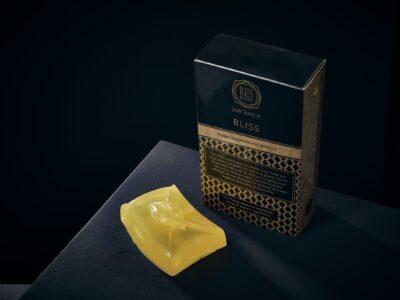 Luxury Soap Bliss Kiss Letter