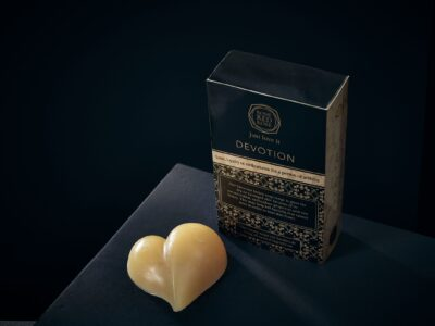 Luxury Soap Devotion Love Heart