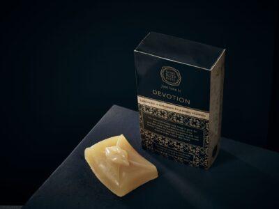 Luxury Soap Devotion Kiss Letter