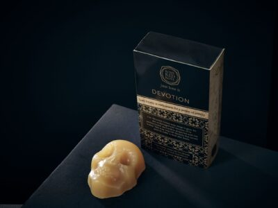 Luxury Soap Devotion Sugar Skull