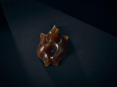 Luxury Soap Love Eternal Flame Closeup