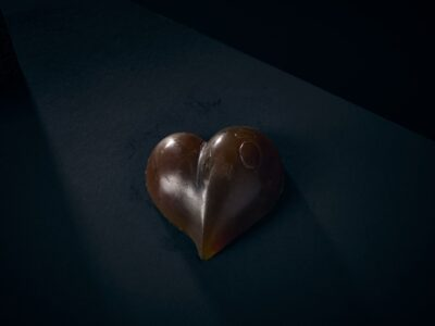 Luxury Soap Love Love-Heart Closeup
