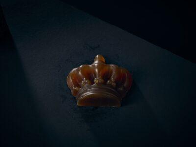Luxury Soap Love Royal Crown Closeup