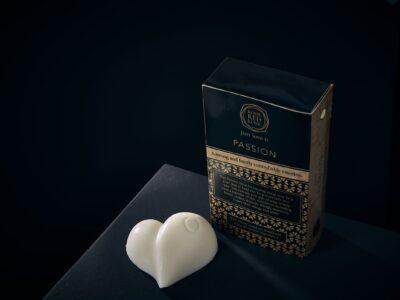 Luxury Soap Passion Love Heart