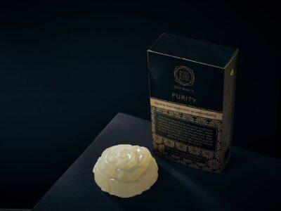 Luxury Soap Purity English Rose