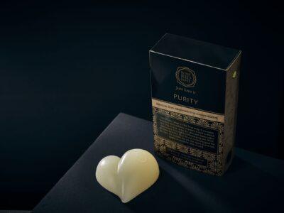 Luxury Soap Purity Love Heart