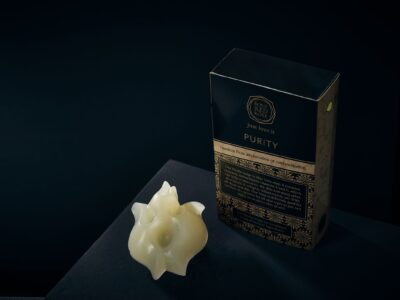 Luxury Soap Purity Eternal Flame